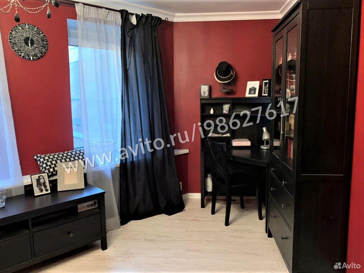 4-к квартира, 109.6 м², 2/10 эт.  89201131272 купить 7