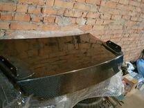 Карбоновый багажник и спойлер voltex nissan GT-R
