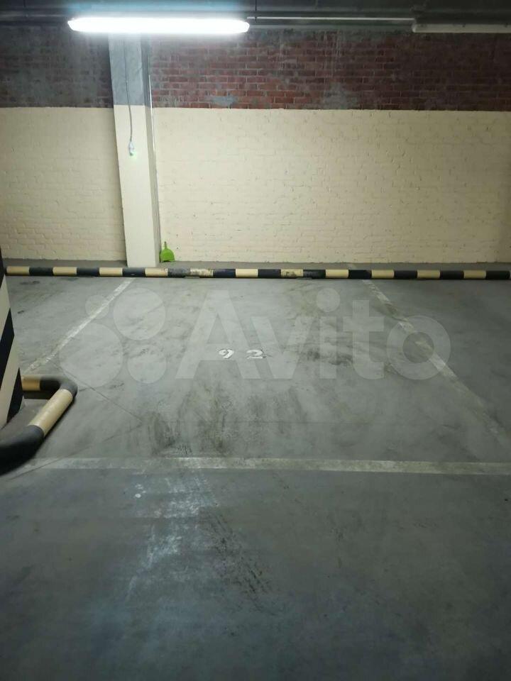 Parkering plats av 17 m2  89058747020 köp 2