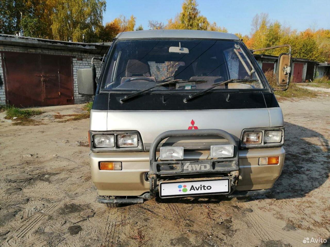 Mitsubishi Delica, 1990  89063919778 купить 4