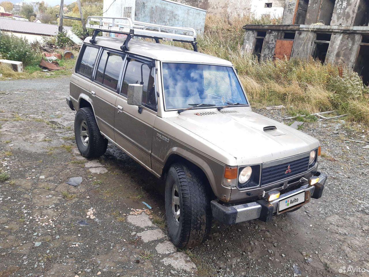 Mitsubishi Pajero, 1988  89841601761 купить 4