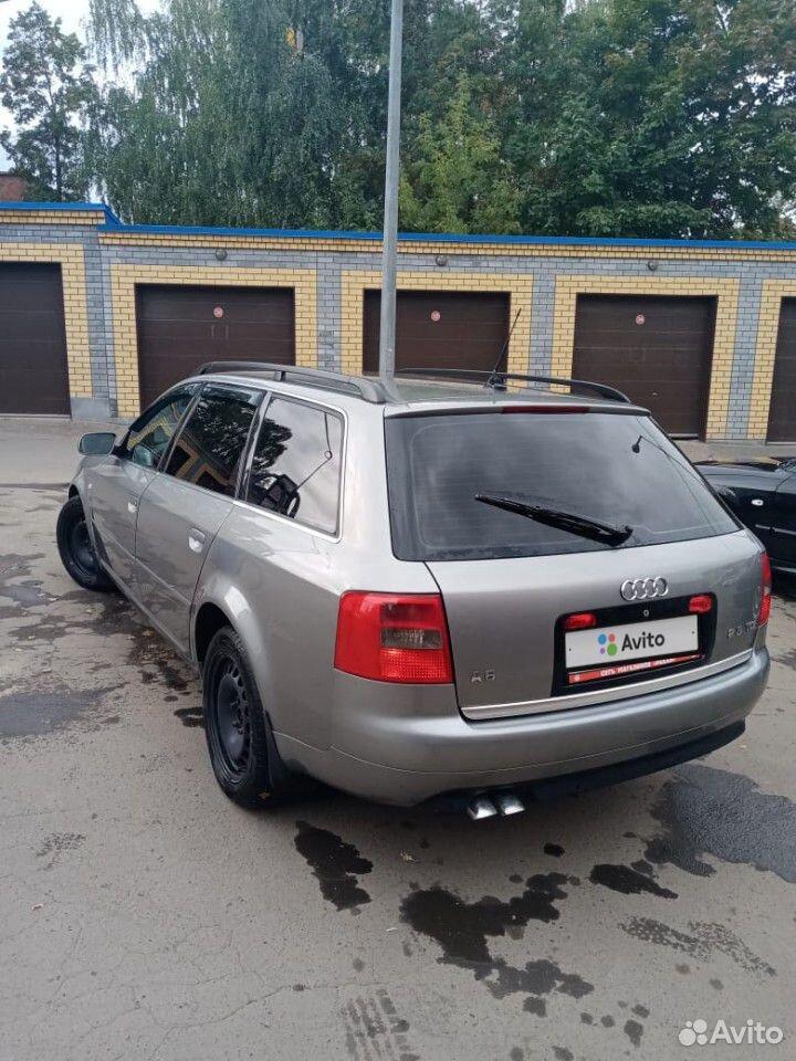 Audi A6, 2004  89027376300 купить 4