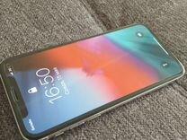 iPhone X 64 gb белый