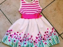 Платье для девочки 3-4 года — Детская одежда и обувь в Геленджике