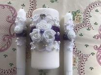 Сундук, свечи, бокалы, и ползунки