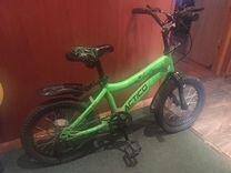 Велосипед детский 5-7 лет