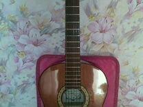 Классическая акустическая гитара Cremona