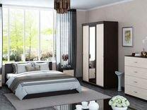 """Мебель для спальни """"Амур"""" с матрасом"""