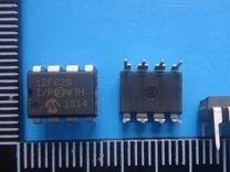 PIC 12F629 радиодетали