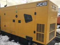 Генератор JCB 50 кВт в идеале