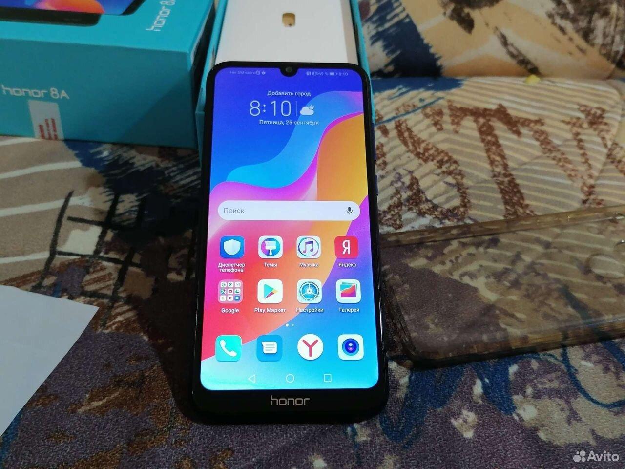 Телефон honor 8A  89142164749 купить 1