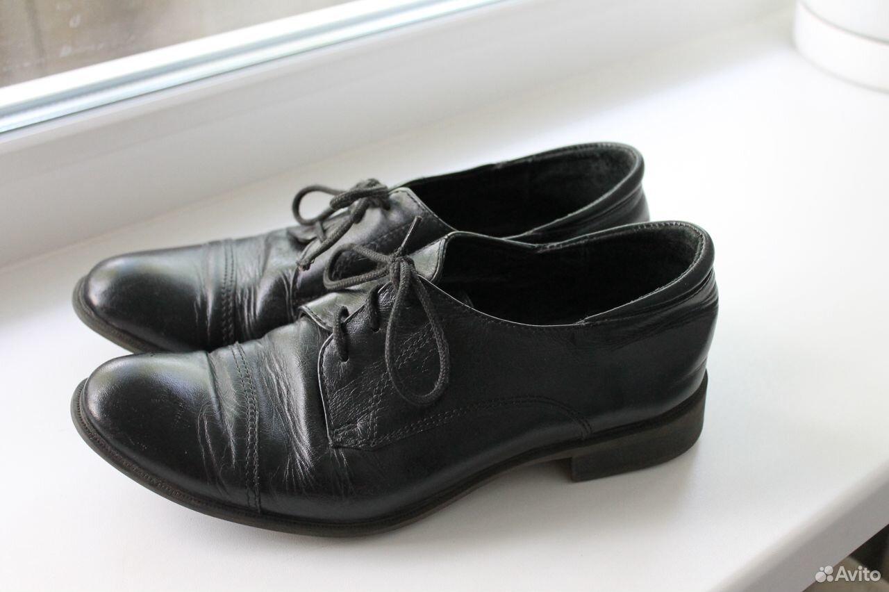 Ботинки из натуральной кожи, Юничел  89659429552 купить 2