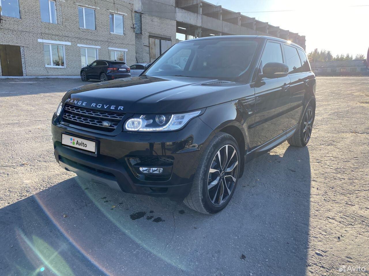 Land Rover Range Rover Sport, 2015  89093571373 купить 1