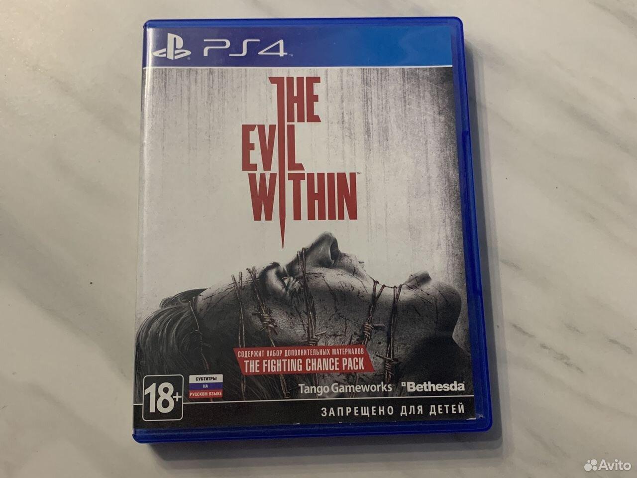 The evil within  89243148892 купить 1