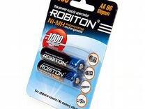 Аккумулятор 2500mAч Robiton HR6 AA