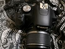 Canon 500D 18-55mm