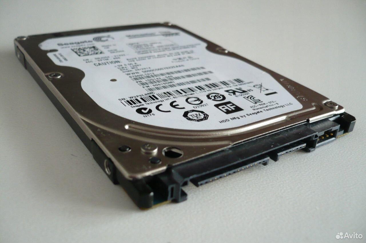 Жесткий диск для ноутбука Seagate 500GB SATA 2.5  89082938330 купить 1