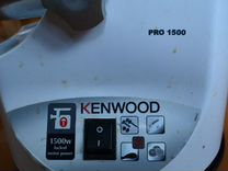 Электромясорубка kenwood pro1500
