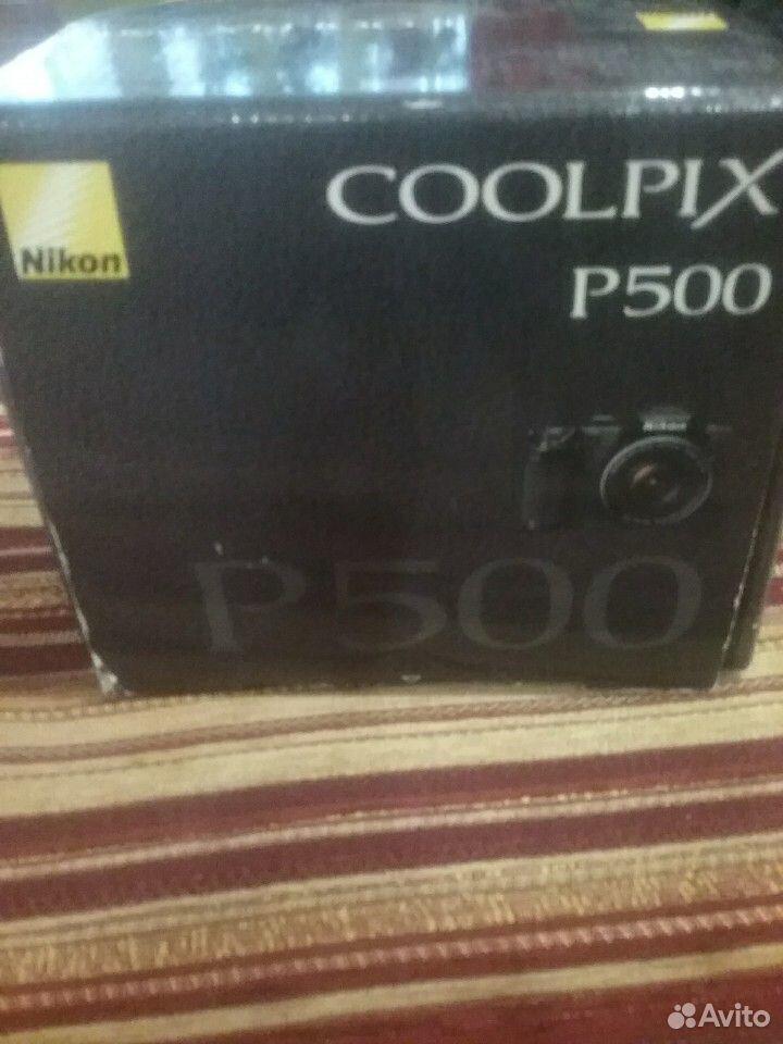 Nikon coolpix P500  89627814919 купить 1
